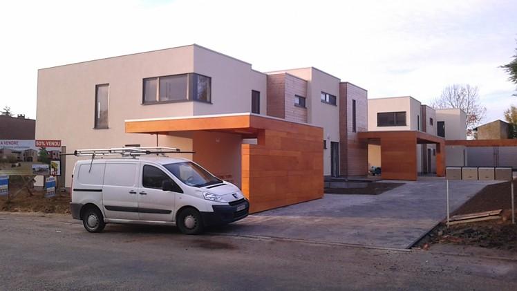 Habitations Groupées à Saint Sauveur